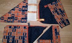 Illini, University of Illinois, baby stuff, letsgobabygear.com