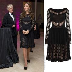 Temperley London Dress, Kate Middleton Style, Duchess Of Cambridge, Royals, Cool Style, Polyvore, Shopping, Dresses, Fashion
