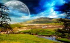 Sci Fi - Landscape Wallpapers and Backgrounds