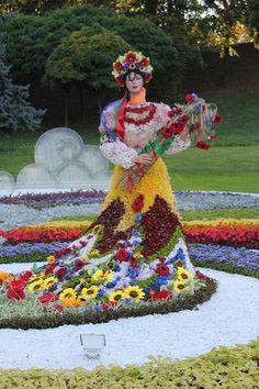 Flores de Kiev
