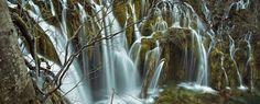 Nationalpark Plitvica in Kroatien