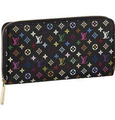 Louis Vuitton Online Monogram Multicolore Zippy Wallet Shop is all you Neeed ! Louis Vuitton Purses, Boutique Louis Vuitton, Louis Vuitton Online, Louis Vuitton Store, Vuitton Bag, Fashion Handbags, Fashion Bags, Fashion Women, Fashion Shops