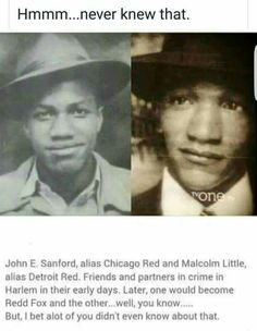 Malcolm and Redd... and I knew that!