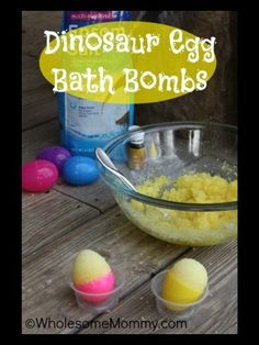 Super Easy Bath Bombs For Kids And Adults!!! <3