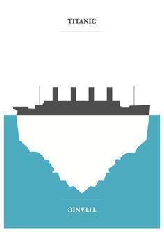Titanic by Oli Phillips