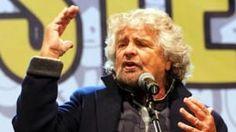 """Beppe Grillo: """"Nel mondo servono uomini forti come Trump e Putin"""""""