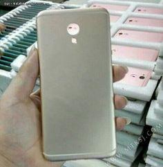 Novedad: Se filtra una fotografía y las supuestas especificaciones del Meizu MX6