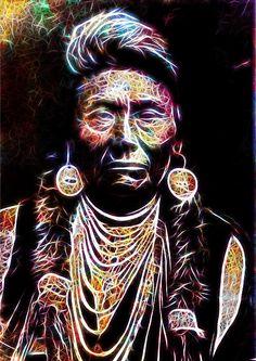 Chief Joseph by Danny Walton