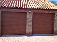 Roller Shutter Garage Doors in Bourne, Lincolnshire