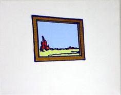 Big Blue Sky by John Zoller