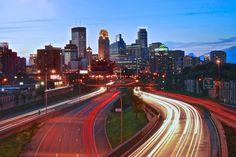 Downtown #Minneapolis, Minnesota.