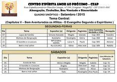 Programação das Palestras Públicas CEPA  de Setembro/2015 - Magé - RJ - http://www.agendaespiritabrasil.com.br/2015/09/11/programacao-das-palestras-publicas-cepa-de-setembro2015-mage-rj/