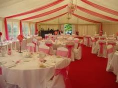 decorations of a marquee - Google Search