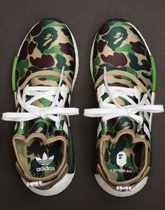 A Detailed Look At The BAPE x adidas NMD R1 Page 3 of 7 - SneakerNews.com