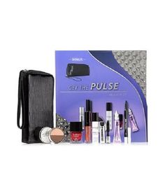 Glam it Up Get the Pulse Set Bare Essentials Cargo Urban Decay Free Gift Bag  #Macys