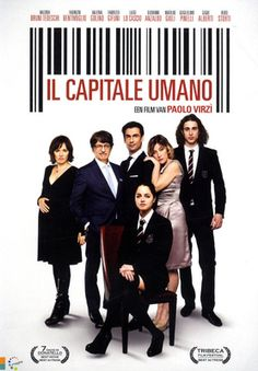 Il capitale umano - Paolo Virzi