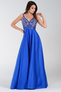 Long Prom Gown PY7314