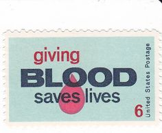 1971 U.S. 6c Stamp Blood Donors Issue, Scott1425 -- Check this awesome product by going to the link at the image.