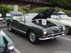 Sharp VW Karmann Ghia Convertible