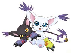 File:Tailmon blacktailmon cs.jpg - Wikimon - The #1 Digimon wiki