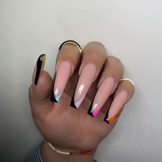 Dirty makeup brushes can build up bacteria which can cause spotsskin abscesses and infectons! Clean and dry your makeup brushes in just seconds LINK BElOW Aycrlic Nails, Swag Nails, Hair And Nails, Edgy Nails, Grunge Nails, Summer Acrylic Nails, Best Acrylic Nails, Summer Nails, Finger