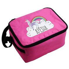 Personalised Lunch Bag - Unicorn