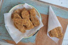 Τραγανές και ζουμερές κοτομπουκιες How To Cook Chicken, Nom Nom, Main Dishes, Cereal, Turkey, Cookies, Dinner, Eat, Breakfast