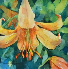 Watercolors by Annelein Beukenkamp