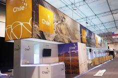 Cliente: Pro Chile. Diseño producido por nuestro equipo bajo la dirección creativa y supervisión de Think Tank de Barcelona, España.
