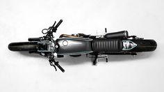 Suzuki DR 650 Cafe Racer DA#5 by Diamond Atelier #motorcycles #caferacer #motos   caferacerpasion.com