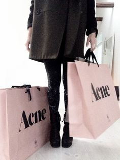 affording that much clothes from acne studios is my dream! Boho Fashion, Fashion Outfits, Old Hollywood Glam, Minimalist Chic, Things To Buy, Stuff To Buy, Shopping Day, Retail Therapy, What To Wear