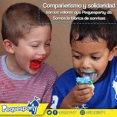 Estos son los valores que transmitimos y propiciamos en nuestras fiestas  #fabricadesonrisas #pequesparty #juegos #diversion #entretenimiento #niños #risas #maracaibo