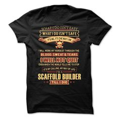 Scaffold Builder T-Shirts, Hoodies. Get It Now ==>…