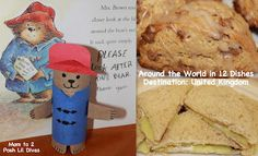 Around the World in 12 Dishes: United Kingdom from Mom to 2 Posh Lil Divas