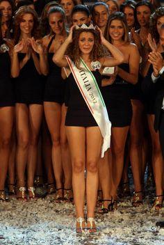 #GiusyBuscemi vince Miss Italia 2012