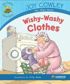 LOVE Mrs Wishy Washy!