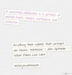 Distressed with gottman s sulfuric love