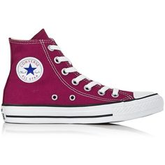 Converse Chuck Taylor All Star Perforated High Top Trainer ($39) ❤ liked on Polyvore