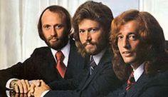 Beautiful guys...Maurice, Barry, Robin...