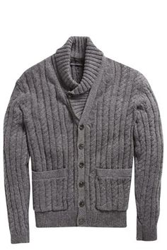 Serpentine Lambswool Knit - Mens Knitwear - French Connection