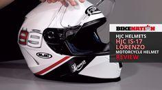 HJC Helmets - HJC IS-17 - Lorenzo - Review  Pin, Re-Pin, Re-Re-Pin-Pin :)  Thank you