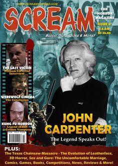Horror Movies -  John Carpenter