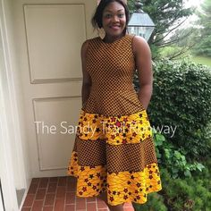 Gorgeous Clothes on traditional african fashion 373 Short African Dresses, Latest African Fashion Dresses, African Print Fashion, Short Dresses, African Dress Patterns, Ankara Dress Styles, African Fashion Designers, African Models, African Attire