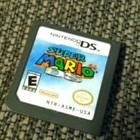 Like new but used super mario 64 Nintendo DS game