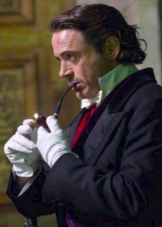 "Robert Downey Jr. - ""Sherlock Holmes: A Game of Shadows"""