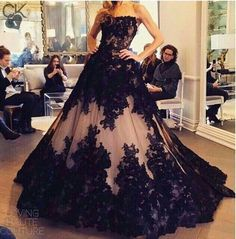 adorable black dress