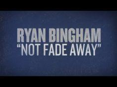 "Ryan Bingham BOOTLEG VIDEOS  cover of Buddy Holly's ""Not Fade Away"""