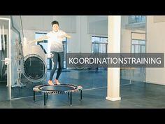 Koordinationstraining mit dem Minitrampolin für Anfänger & Fortgeschrittene | bellicon Deutschland - YouTube
