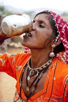""" Nicolas Bialylew Photographie - Inde -Les femmes en Inde """
