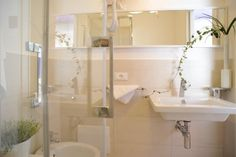 Room Parma B&B Stop&Sleep Udine Front Civil Hospital #bathroom #dream #travel #friuli #art #design